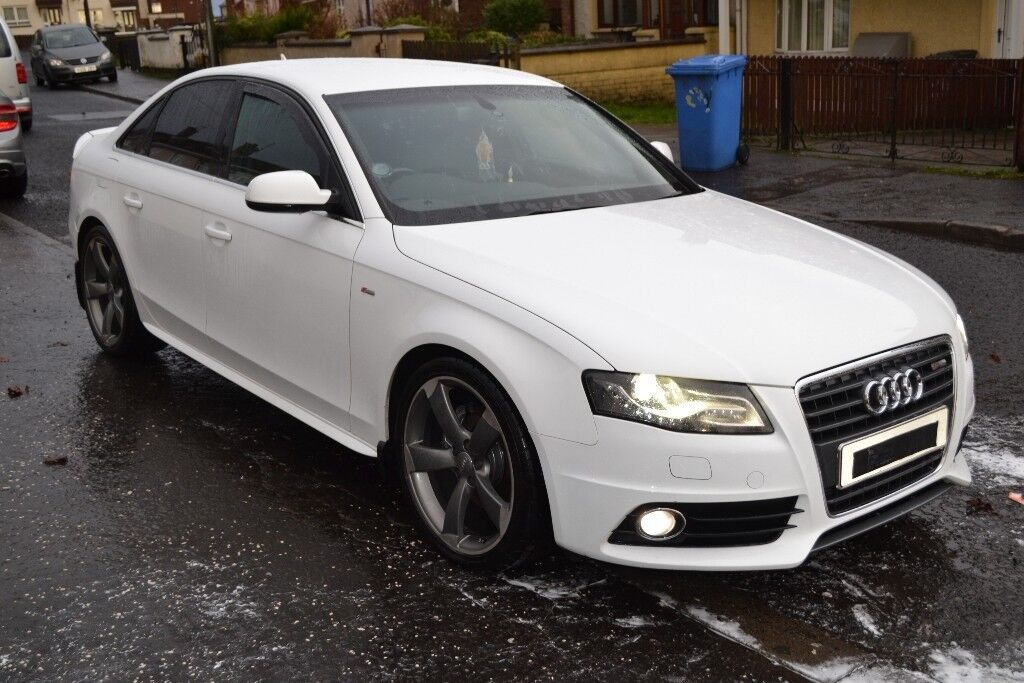 audi a4 b8 s line 2009 96 000 miles in londonderry. Black Bedroom Furniture Sets. Home Design Ideas