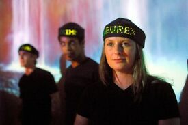 Unique LED Hats with scrolling text messages – High Tech Collectable