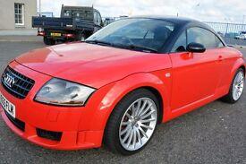Rare Limited Edition Audi TT Quattro Sport