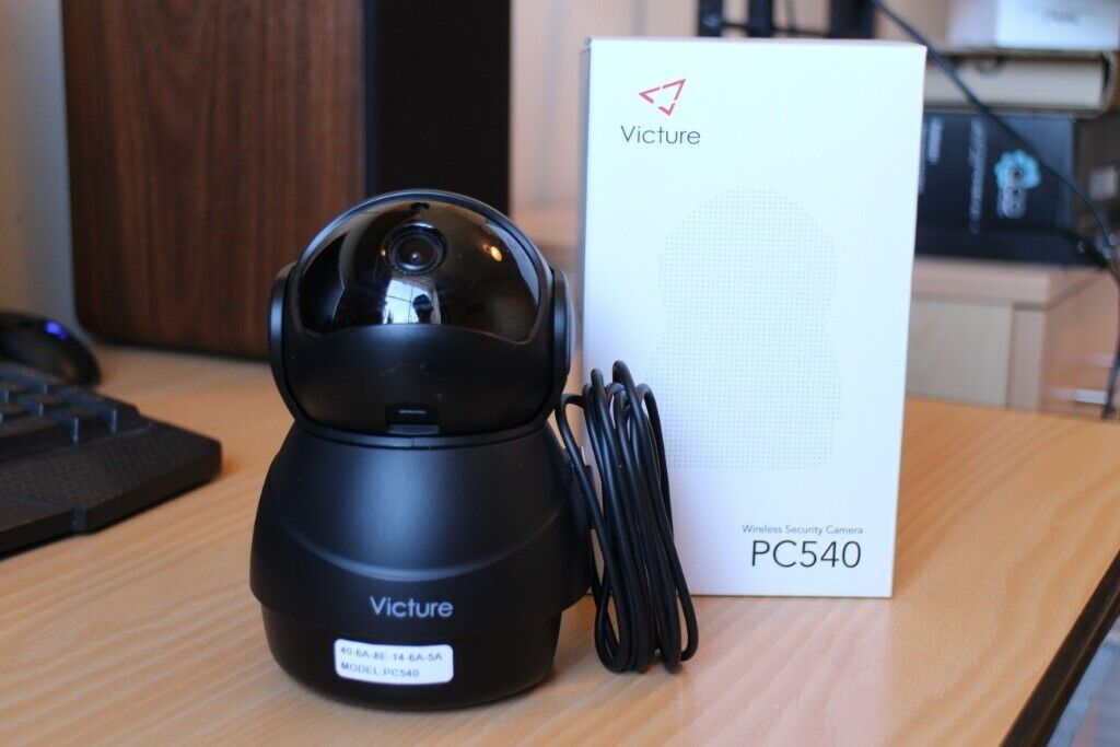 Victure 1080P WiFi IP Camera Indoor Wireless Security Camera | in  Southampton, Hampshire | Gumtree