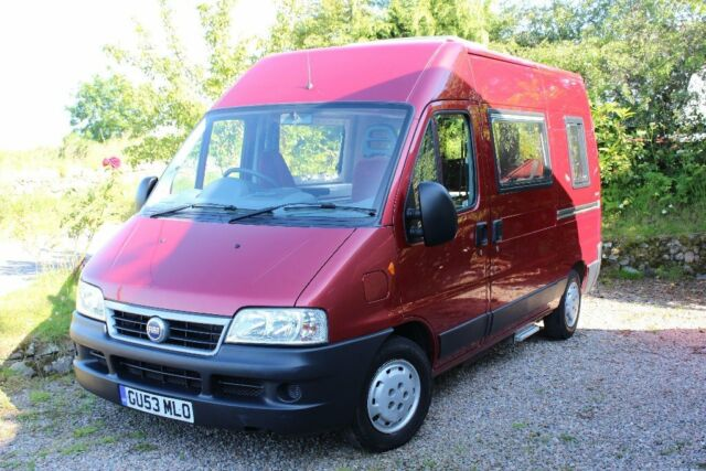 Murvi Mallard 2003 on Fiat Ducato 11 2 3 JTD High Roof MWB | in Nairn,  Highland | Gumtree