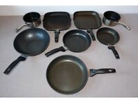 Fizzler Range - Premium Quality Cookware set - frying pans