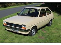 1979 MK1 Ford Fiesta 1.1 Popular