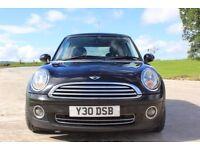 Black Mini 1.6 Hatch
