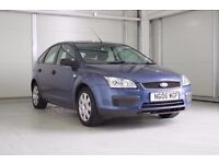2006 Ford Focus 1.6 LX 5dr, Low Mileage
