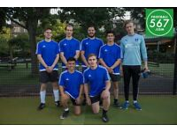 KENNINGTON 5 A-SIDE FOOTBALL LEAGUE TUESDAY- BEST PRICES IN LONDON