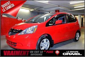 2014 Honda Fit VENDU/SOLD