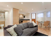 A bright & modern 1 bedroom flat with private outdoor space and SKYTV in the heart of Highbury