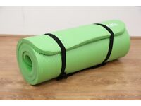 JLL Fitness LTD - 15mm Yoga/Pilates Mat - Ex Showroom Model - Collection Only -REDUCED PRICE