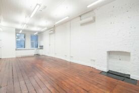 WAREHOUSE FLOORS FROM 855 SQ FT OPPOSITE FARRINGDON STATION, LONDON EC1