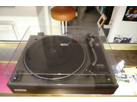 Pioneer PL-112d Turntable + Orig Box + Manual + Excellent Condition