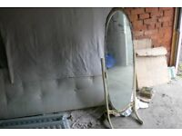 childs vintage beval cheval mirror