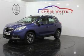 PEUGEOT 2008 HDI ACTIVE (blue) 2014