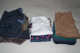 Bundle Girl's clothes 8-9 years mainly Gap and Fat Face