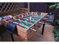 Pool Table plus multible games