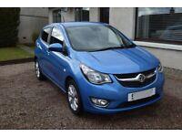 Vauxhall, VIVA, Hatchback, 2016, Manual, 999 (cc), 5 doors