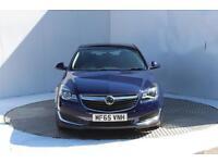 Vauxhall Insignia DESIGN NAV CDTI ECOFLEX S/S (blue) 2016-01-05