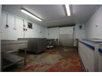A great kitchen for someone starting a new business, Starting from £300 per month!