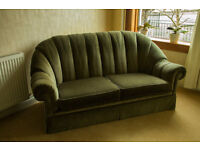 3 seater sofa and 2 armchairs - £50 ono