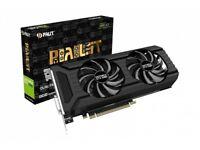 PALIT Nvidia GTX 1070 Ti 8Gb Graphics Card