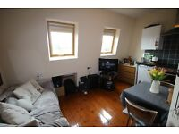 CAMDEN TOWN/REGENTS PARK - BRIGHT CHARACTER ONE BEDROOM FLAT, 3 MINUTES WALK TO TUBE, SHOPS AND PARK