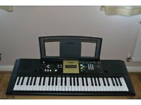 Electric Keyboard - YAMAHA YPT-220 DIGITAL KEYBOARD (USED) Excellent Condition