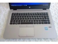 "RRP £1699 - HP EliteBook 840 G3 Intel Core i7 14"" 16GB RAM 256GB SSD, 3 Year Warranty, Windows 10"