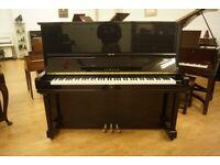 Yamaha U3 upright piano, fully refurbished, free delivery and stool