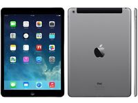 Brand New Sealed Apple Ipad Air 2 32GB Wi-Fi + Cellular(4G) Space Grey EU Model A1567(Have 3 peaces)