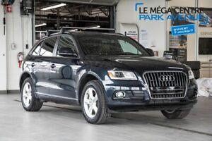 2017 Audi Q5 2.0T KOMFORT AWD CUIR, TOIT, B.CHAUF