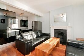 AMAZING 2 BED GEORGIAN PROPERTY WITH PRIVATE GARDEN
