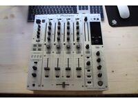 Pioneer DJM 850 White