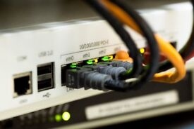 IT Support & Solutions / Server / CCTV / Network / WiFi / Backup / Business Computer Support - 5A