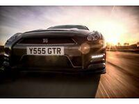 Self Drive Car Hire Rental Nissan GTR (No Deposit)