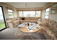 🌟 Family caravan for sale 🌟 Eyemouth holiday park, Near Berwcik & Haggerston holiday park