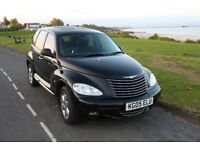 Chrysler PT Cruiser 2.4L Limited, long MOT, many new parts, great price, absolute bargain