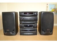 PANASONIC SC-CH40 stereo system