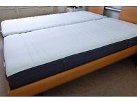 Pocket Sprung Mattresses. 2. Fit Super King size bed frame