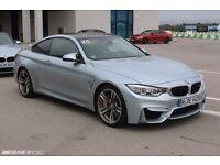 """19"""" BMW M4 STYLE ALLOYS WHEELS M SPORT E90 E91 E92 E93 F30 F31 F32 F22 F21"""