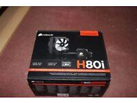 Corsair H80i CPU Watercooling