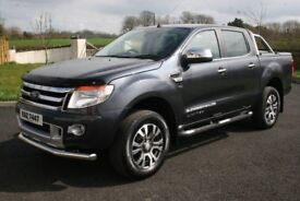 2013 Ford Ranger Limited 3.2 Manual