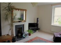 Two Double Bedroom Top Floor Flat in Regency Listed Building on Clarence Square
