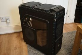 Cooler Master HAF X Full Tower Gaming Case