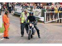 Want to start a Sussex Classic motorcycle racing team?