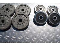 Weight Plates Olympus Sport & Gold Gym 15kg