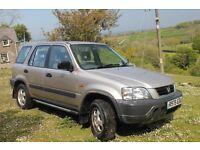 Honda CRV 2/4 wheel drive £350.00
