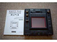 Korg Kaoss Pad 3 (KP3) Used - Like New