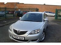 MAZDA 3 1.6 TS2 *** FREE DELIVERY- P/S/H- BARGAIN ***