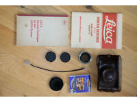 Leitz Leica Job lot