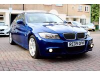 BMW 320I M SPORT 4 DR SALOON FSH HPI CLEAR 2 KEYS EXCELLENT CONDITION